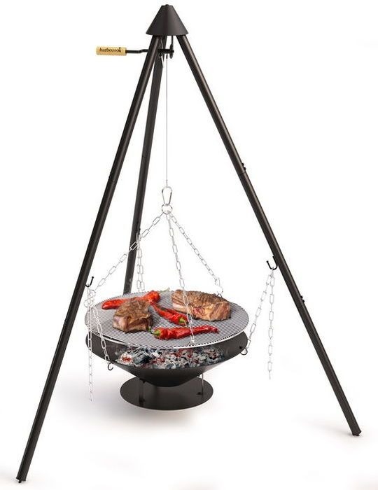 Cet été, j'achète un barbecue original ! #raviday #barbecue #charbon #edson #barbecook #junko #fumoir #bbq #table #joya