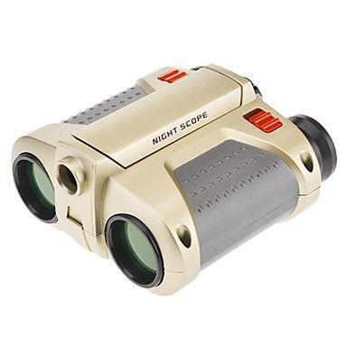 Night Scope 4x30 Binoculars with Pop-Up Light – EUR € 15.63