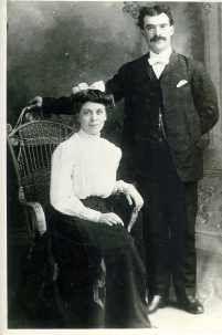 Francis Nadeau et Rose-Alba Lépine