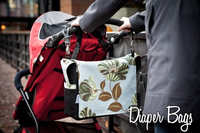 One of a kind Diaper Bags & accessories (Vancouver BC)