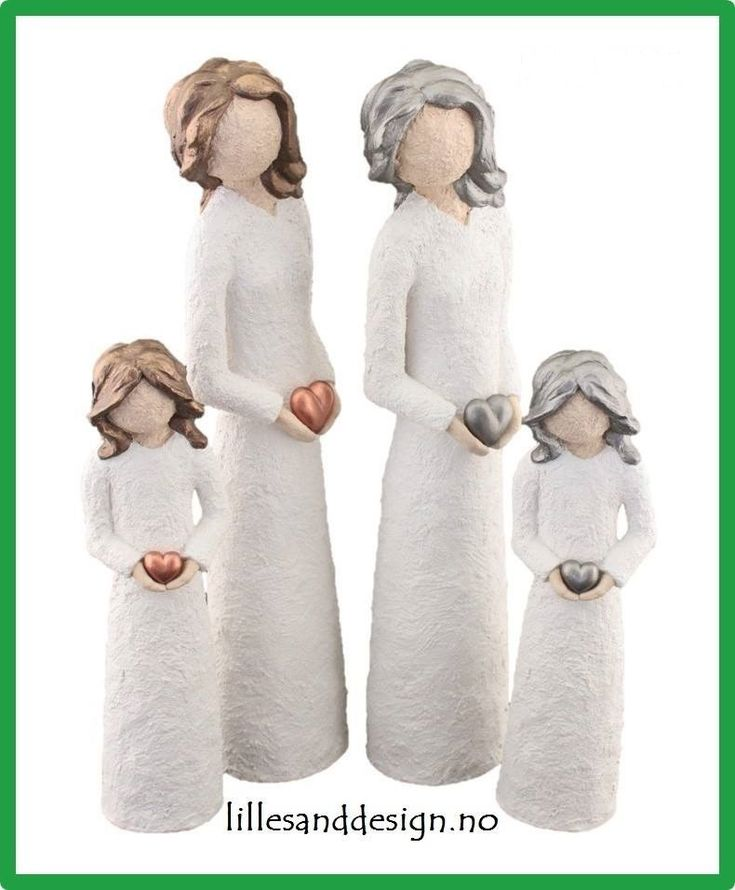 Handmade in Lillesand, Norway. The perfect gift! See our wide selection of wonderful figurines. https://www.lillesanddesign.no/