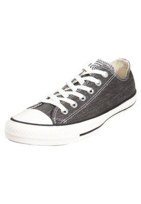 Converse - CHUCK TAYLOR ALL STAR OX BASIC WASH - Sneaker - black/egret