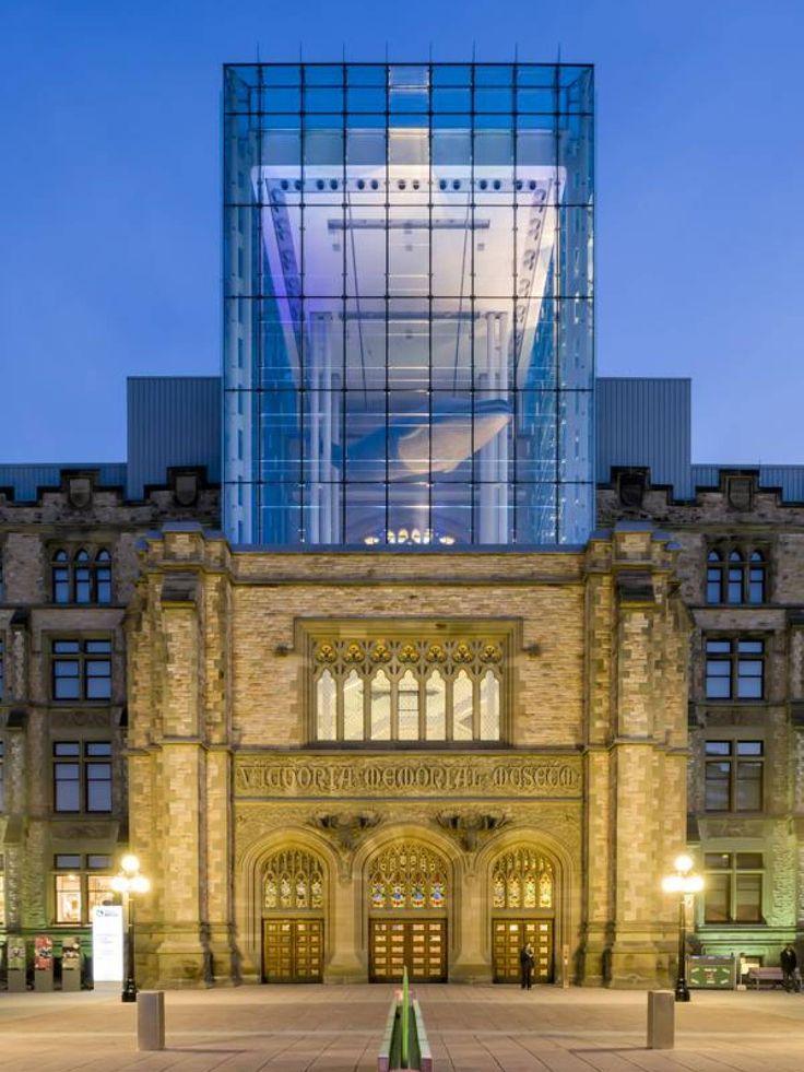 Canadian Museum of Nature : CMN | Revitalization : KPMB Architects