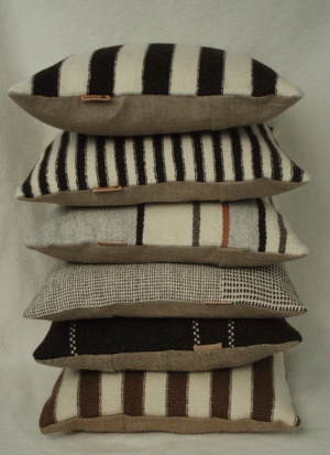 KAINU Cushion Covers - 100% Finnish Wool and Linen