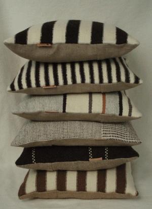 KAINU Cushion Covers - 100% Finnish Wool and Linen