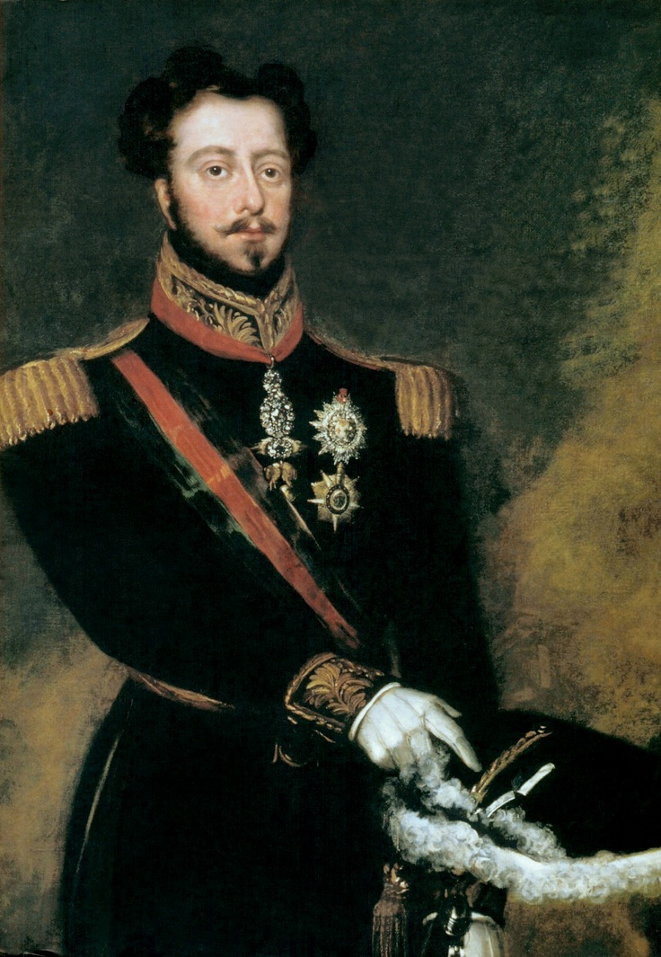 File:King Pedro I (Peter I) of Portugal & 1st Emperor of Brazil as well as Duke of Braganza.jpg - Wikipedia, the free encyclopedia