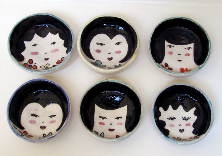 Salseritas. #sushi #jetzi #ceramicas www.jetzi.com