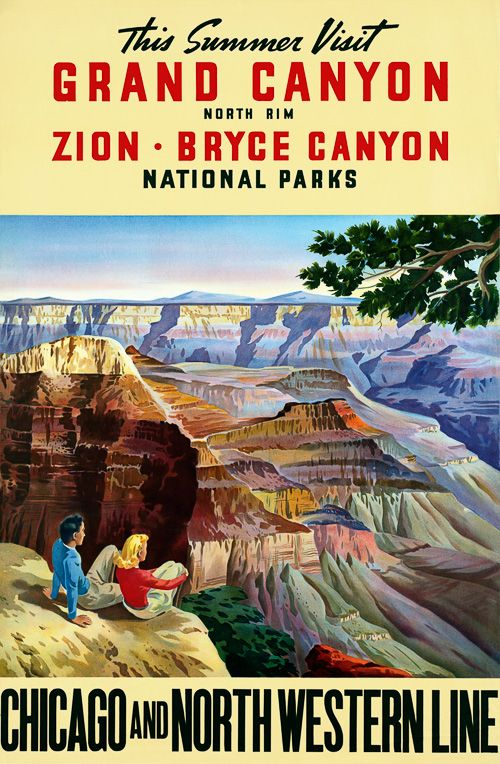 Visit Grand Canyon, Zion, Bryce Canyon National Parks