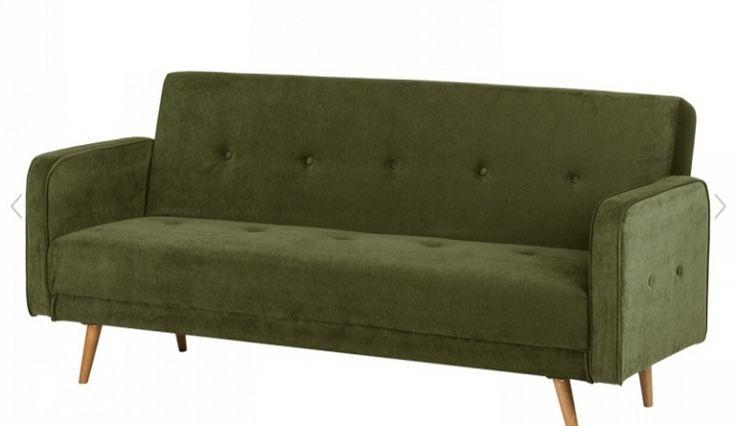 Meer dan 1000 idee u00ebn over Fluwelen Sofa op Pinterest   Blauw Fluwelen Sofa, Moderne Bank en