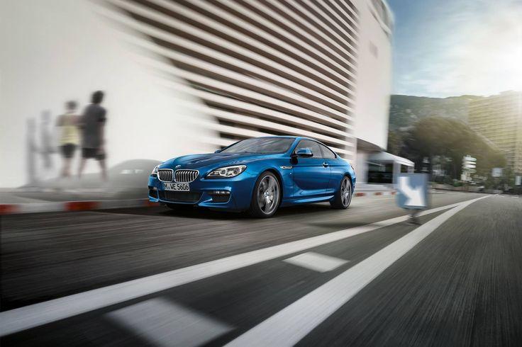Yerine geç, hazır ol, başla! BMW 6 Serisi Coupé