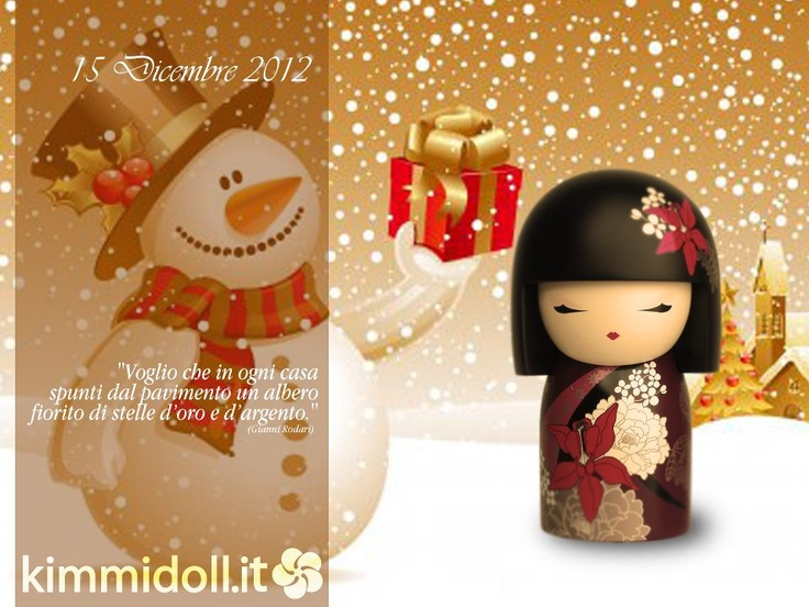 15 Dicembre 2012 #Kimmidoll #Christmas