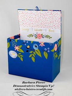 Barbara, démonstratrice STAMPIN'UP!: Des cartes d'anniversaire par... milliers !!!