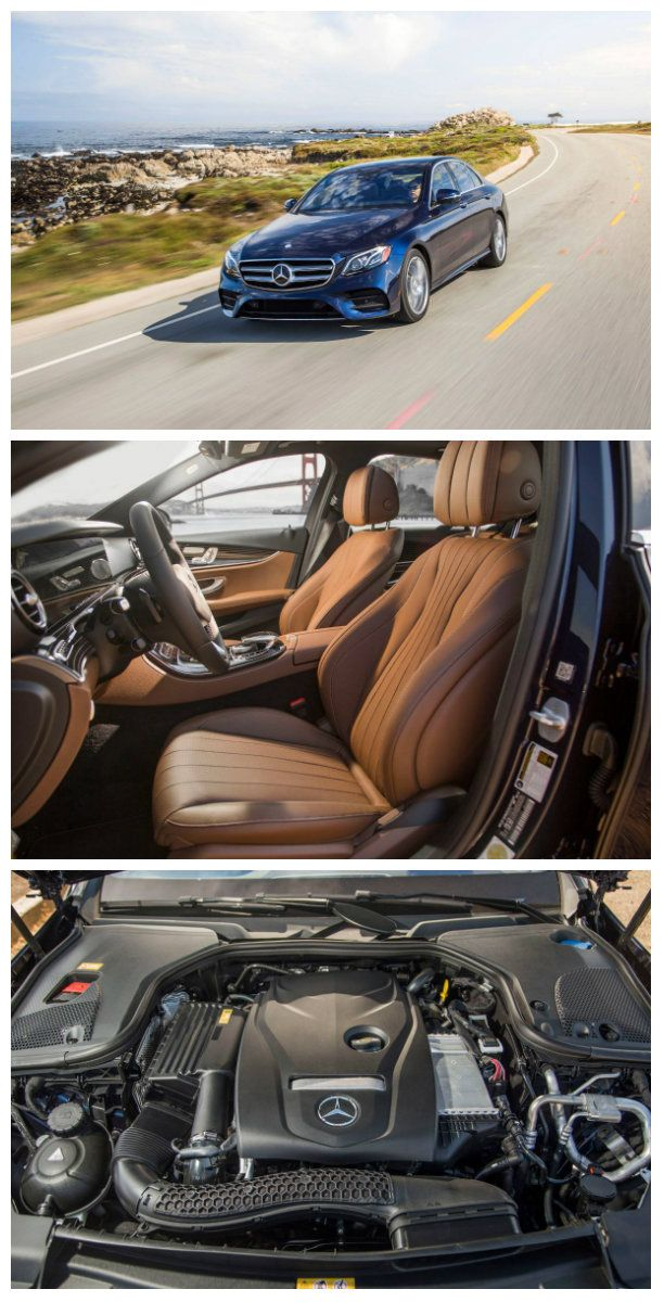 Always a pleasure for your senses. The Mercedes-Benz E-Class.