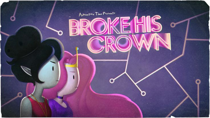 Broke His Crown (S7, E27) title card