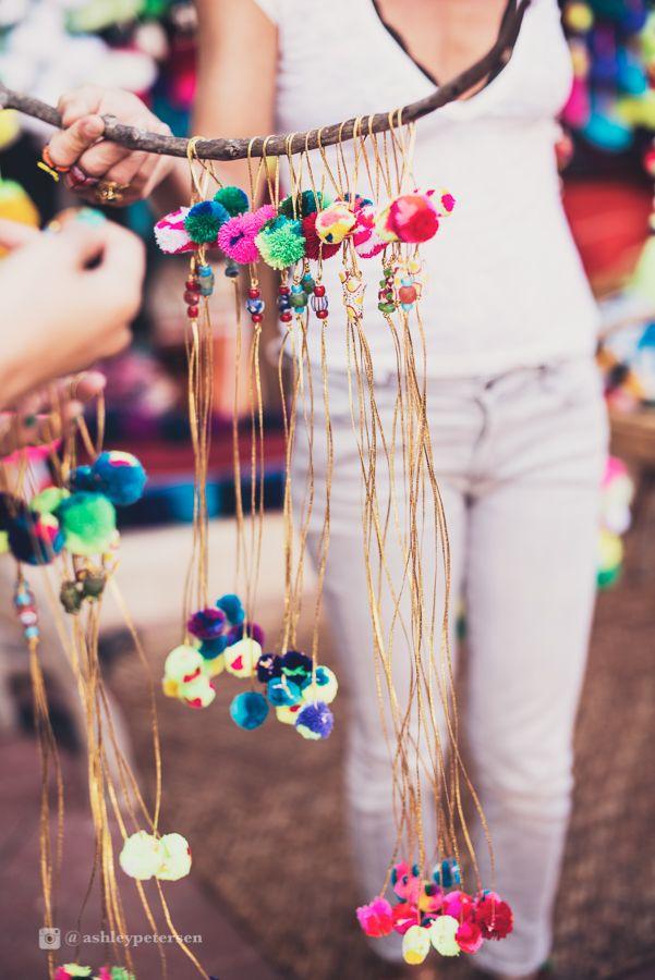 Foot Jewelry In Sayulita Mexico Trend Handmade
