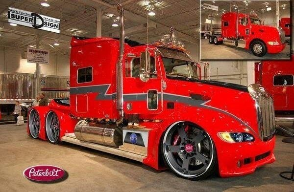 Tricked out rig. | Heltraiser | Pinterest | Rigs