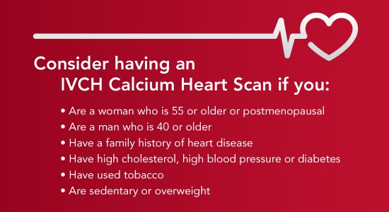 Calcium Scoring Test for Coronary Heart Disease now available. Cardiac calcium scoring is a screening tool used to detect calcium deposits in coronary arteries. http://www.connallymmc.org/news