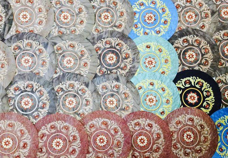 Amazing Inlaidwood Pattern!