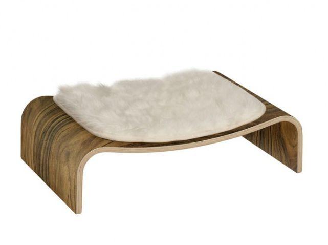 Couchage en bois