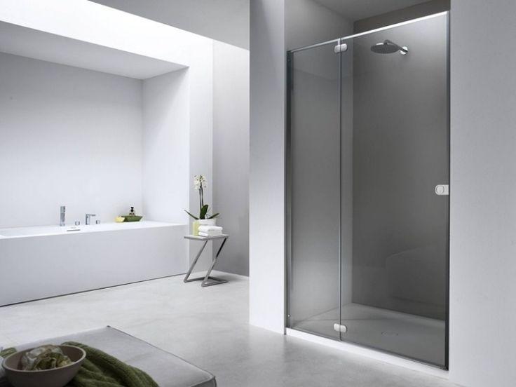 Duschabtrennung gemauert  Die besten 20+ Duschabtrennung glas Ideen auf Pinterest ...
