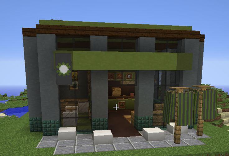 Zu minecraft auf pinterest villen moderne häuser und moderne villa