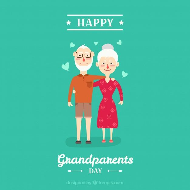 Background of lovely couple of grandparents in love #Free #Vector  #Background #People #Love #Design #Family #Cute #Celebration #Happy #Couple #Person #Flat #Backdrop #Flatdesign #Celebrate #Old #Happyfamily #Lovebackground #Oldpeople #Grandmother #Day
