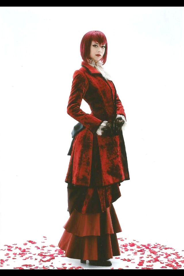 Madame red Lycoris that blazes the earth Kuroshitsuji