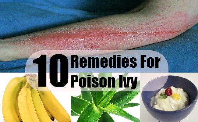 Poison ivy is a skin related problem. Common symptoms of poison ivy include skin rashes, redness, itching, blisters and so on. The problem of poison ivy ...