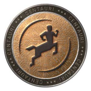 Centauri Coin CTX genannt, eine Kryptowährung