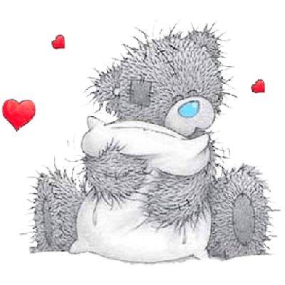 tatty teddy graphics | Tatty Teddy Valentine Cartoon Clip ...
