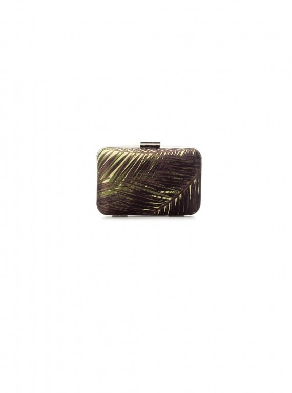 Zara clutch - the type of thing that could be er, not quite so good, in real life