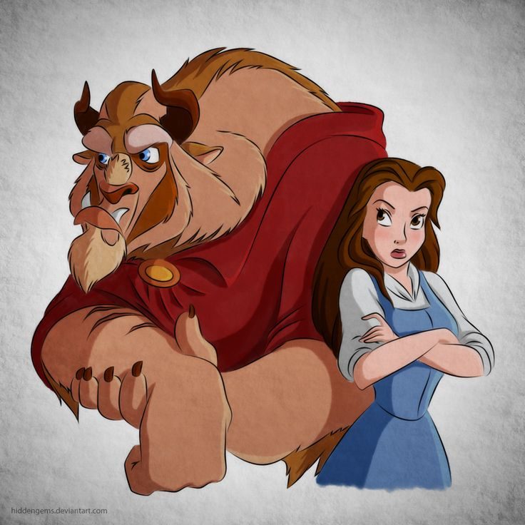17 Best Images About Disney: Beauty & The Beast On