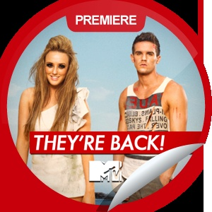 Geordie Shore Series 3 Premiere...Will Cancun ever be the same? Check-in to Geordie Shore for a Premiere sticker!