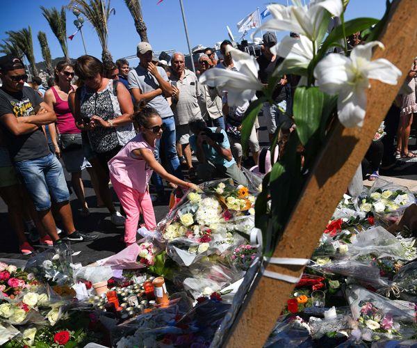12 Nice, France Terror Attack Aftermath Photos: Bastille Day Bloodbath