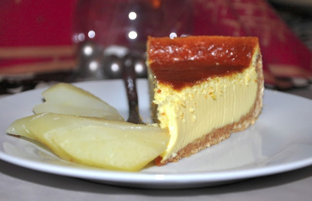 M Ň A M O T Y: Cheesecake