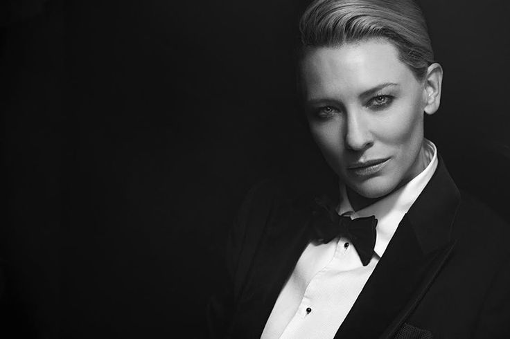 cate blanchett black and white - Google Search