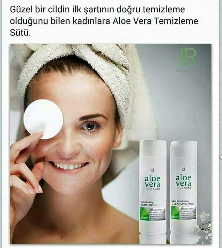 Temiz olmayan bir cilt Evi makinalamadan vileda yapmaya benzer😉 #lr #güçlü #kadın #aşk #güzellik #nasır #box #set #aloevera #aloe #vera #temizleme #sütü #money #lüx #izmir #konya