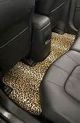 I need these cheetah print car mats