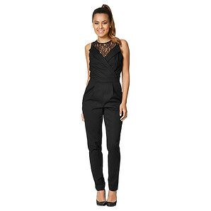Taking a fashion favourite and tailoring it to fit our petites customer, this jumpsuit from the Dannii Minogue Luxe Petites range will be a piece you...  Can't wait to have this in my wardrobe