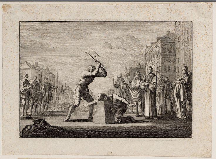 Onthoofding van Karel I. Koning van Engeland die zeer geliefd was onder het volk. Wel moest hij veel geld hebben voor militaire activiteiten. Karel was overtuigd van het droit devin. Op een gegeven moment kreeg Karel niet zomaar meer geld van het parlement. in 1640 werkte het parlement daarom niet meer mee. In 1642 brak er een burgeroorlog uit tussen parlementariërs en koningsgezinden. Karel werd opgepakt, kwam vrij. maar werd uiteindlijk toch veroordeeld tot doodstraf vanwege geheime…