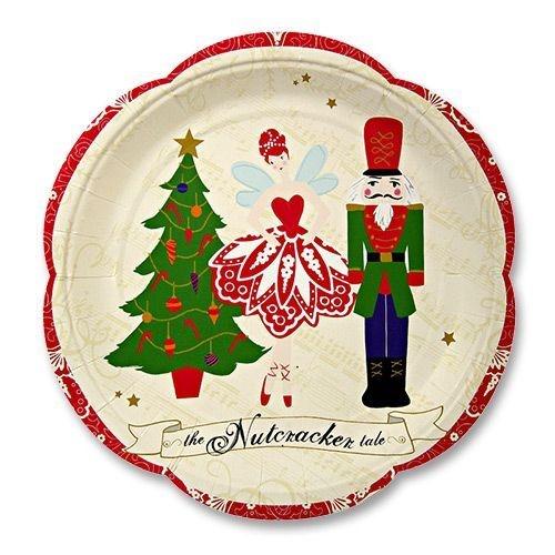 The Nutcracker Paper Plates 23cm  sc 1 st  Pinterest & 19 best The Nutcracker Tale party images on Pinterest   Nutcrackers ...