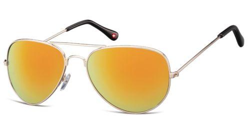 Γυαλιά ηλίου AVIATOR με REVO Φακούς Montana MS96I