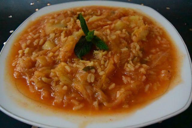Λαχανόρυζο από το ωραιότερο σαν συνταγή!!! ~ ΜΑΓΕΙΡΙΚΗ ΚΑΙ ΣΥΝΤΑΓΕΣ