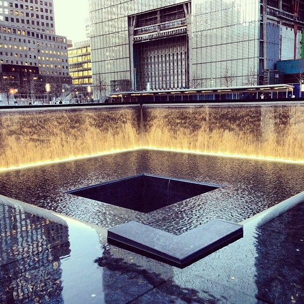 PLACES TO VISIT: National September 11 Memorial & Museum in New York, NY