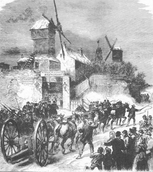 Montmartre, the cradle of the Paris Commune