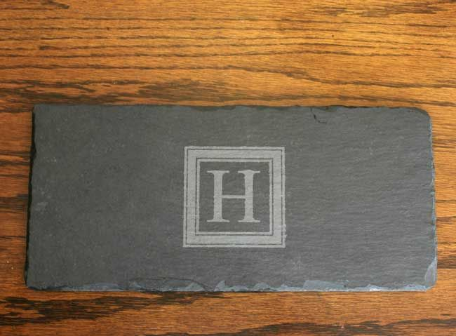Etching on slate is a quick and easy DIY project. Making personalized slate cheese boards, coasters or signs are a... Continue reading »