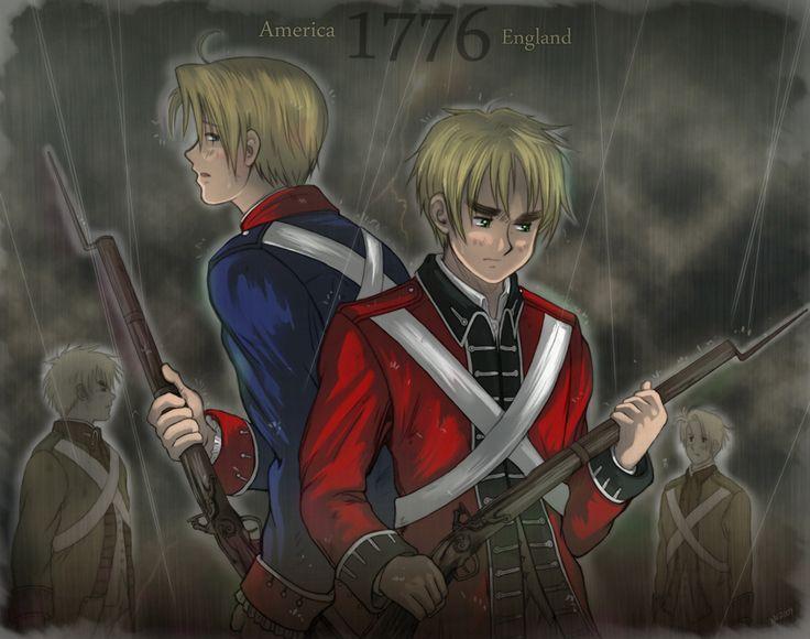 Hetalia American Revolution 37 best images ...