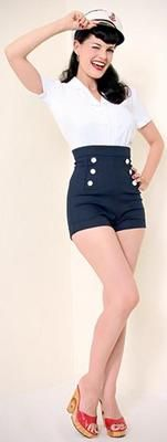 sailor outfit                                                                                                                                                                                 More