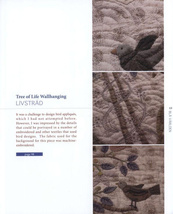 Gallery.ru / Фото #138 - Scandinavian Quilts - vihrova
