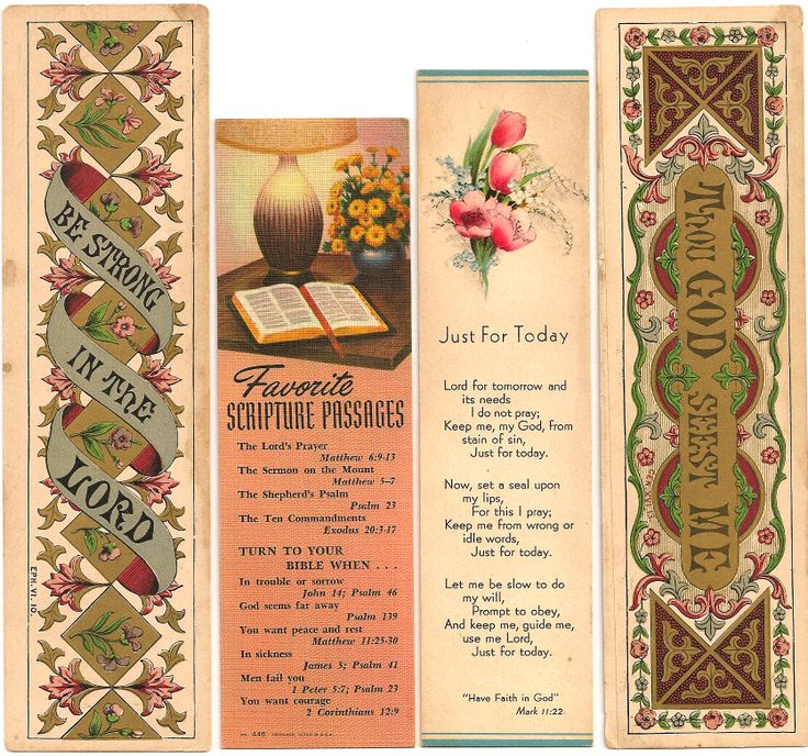 17 best images about backs on pinterest nature paper for Religious bookmark templates